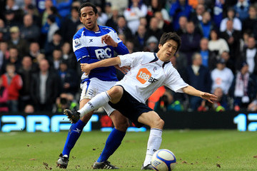 Jean Beausejour Birmingham City v Bolton Wanderers - FA Cup 6th Round