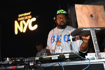 Biz Markie Pandora Sounds Like You NYC Featuring Nas, Young M.A, Dave East and Biz Markie DJ Set