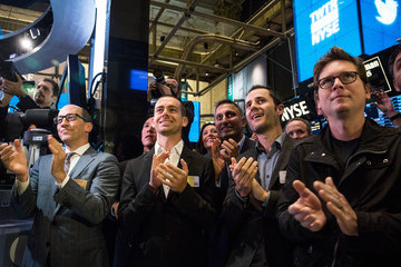 Biz Stone Twitter Makes Its NYSE Debut — Part 2