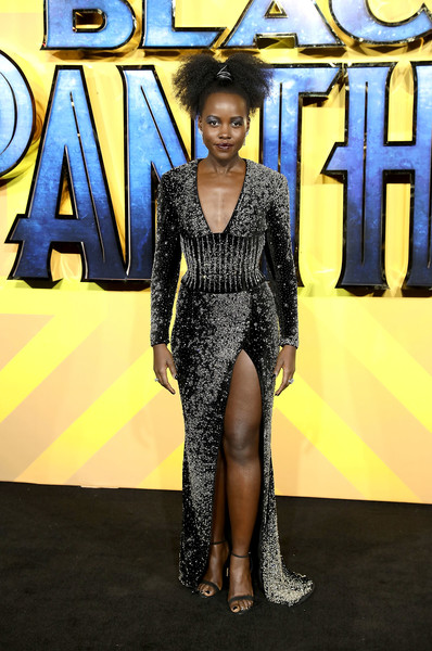 'Black Panther' European Premiere - Red Carpet Arrivals - 22 of 198