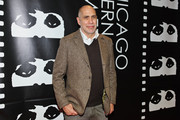 "Director Guillermo Arriaga attends a screening of ""Words With Gods"" at the AMC River East 21 on October 10, 2014 in Chicago, Illinois."