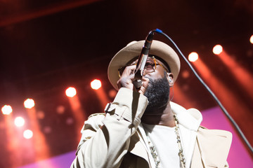 Black Thought Martell Vanguard Experience with The Roots - Atlanta