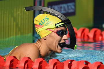 Blair Evans Previews - Gold Coast 2018 Commonwealth Games Day -2