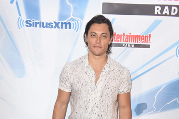 Blair Redford SiriusXM's Entertainment Weekly Radio Channel Broadcasts From Comic Con 2017 - Day 3