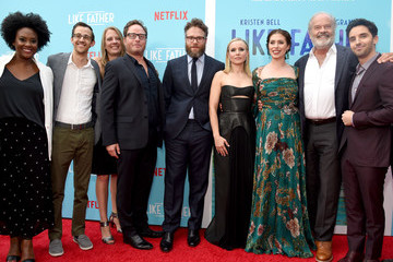 Blaire Brooks Premiere Of Netflix Original Film' 'Like Father' At ArcLight Theaters