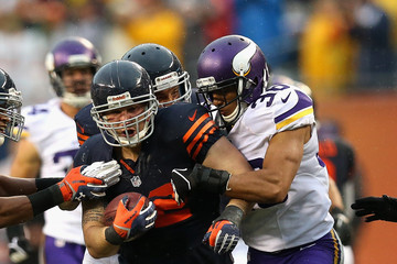 Blake Costanzo Minnesota Vikings v Chicago Bears