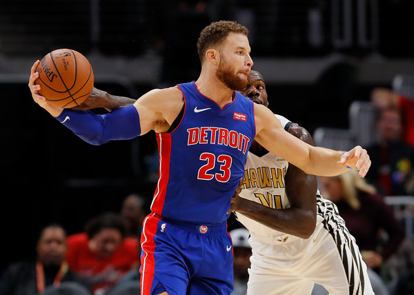 Detroit Pistons vs. Atlanta Hawks
