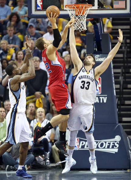 Saison 2017 - 2018  - Page 3 Blake+Griffin+Marc+Gasol+Los+Angeles+Clippers+mIdDo0yl_0Ml
