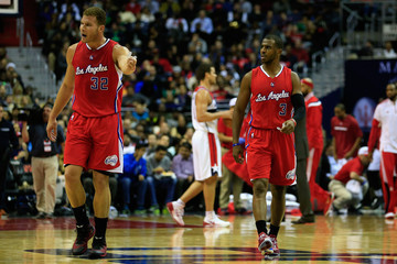 Blake Griffin Los Angeles Clippers v Washington Wizards