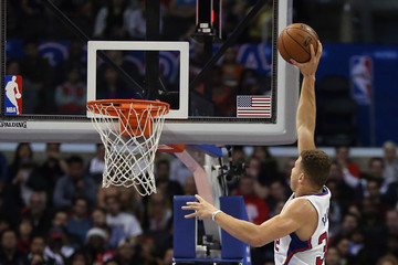 Blake Griffin New Orleans Pelicans v Los Angeles Clippers