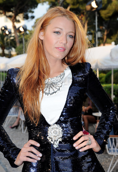 Blake Lively - Chanel - 'Collection Croisiere Show 2011-12' Show