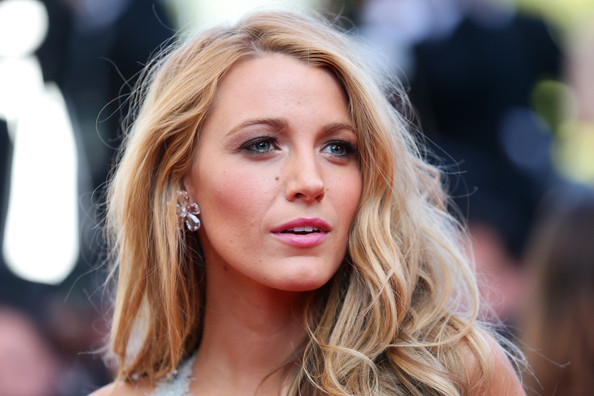 Blake Lively Blake Lively attends the 'Mr Turner' premiere during the 67th Annual Cannes Film Festival on May 15, 2014 in Cannes, France.