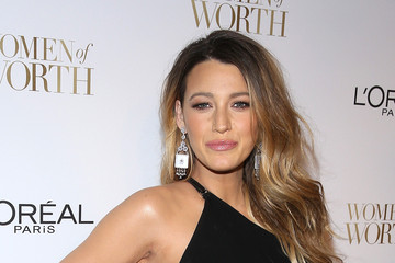 Blake Lively L'Oreal Paris' Ninth Annual Women Of Worth Celebration