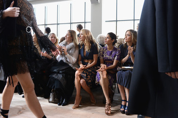 Blake Lively Front Row at the Michael Kors Show