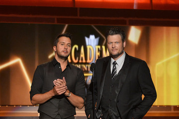 Blake Shelton 49th Annual Academy of Country Music Awards Show