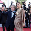 """Blanca Blanco """"A Felesegam Tortenete/The Story Of My Wife"""" Red Carpet - The 74th Annual Cannes Film Festival"""