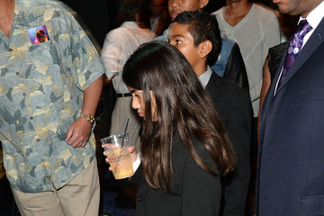 "Blanket Jackson ""Michael Jackson ONE by Cirque du Soleil"" World Premiere At Mandalay Bay"