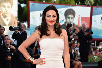 Bleona Qereti Opening Ceremony at the 71st Venice Film Festival