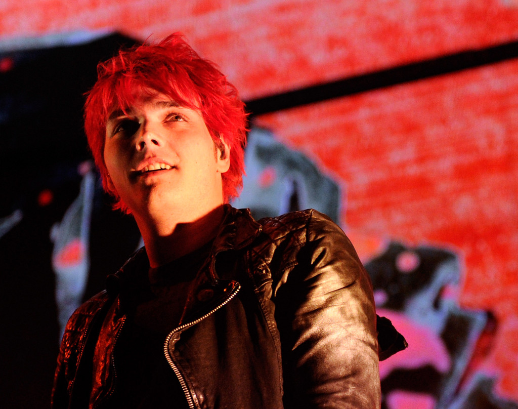 Gerard Way Photos»Photostream