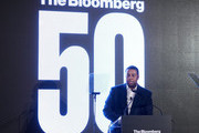 "Kenan Thompson speaks onstage during ""The Bloomberg 50"" Celebration at The Morgan Library on December 09, 2019 in New York City."