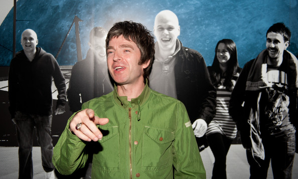 Noel Gallagher - Celebs Who Roll with the AmEx Black Card - Zimbio