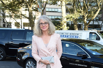 Blythe Danner Jaguar Land Rover Manhattan Presents the Opening of the Metropolitan Opera's 'Tristan Und Isolde'