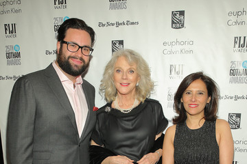 Blythe Danner IFP's 25th Annual Gotham Independent Film Awards - Red Carpet