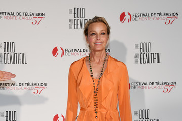 Bo Derek 'The Bold and the Beautiful' 30th Years Anniversary - 57th Monte Carlo TV Festival : Day 3