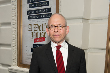Bob Balaban Opening Night on Broadway of Lucas Hnath's 'A Doll's House, Part 2' Starring Laurie Metcalf and Chris Cooper