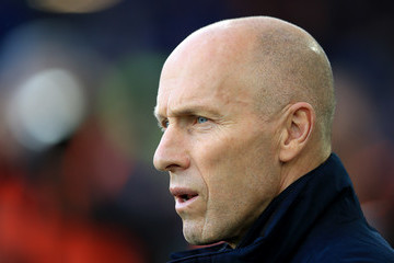 Bob Bradley Everton v Swansea City - Premier League