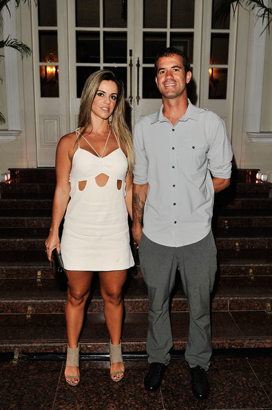 Bob Burnquist with beautiful, sexy, Wife Veronica Nachard