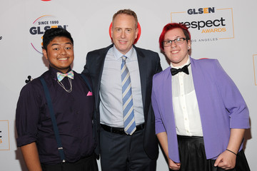 Bob Greenblatt GLSEN Respect Awards - Los Angeles - Backstage