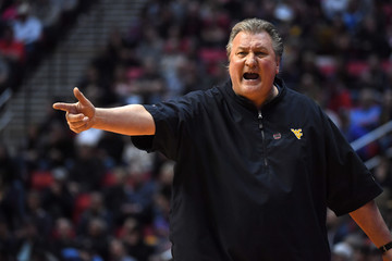 Bob Huggins NCAA Basketball Tournament - First Round - San Diego