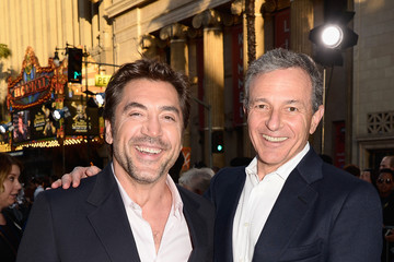 Bob Iger Premiere of Disney's andnd Jerry Bruckheimer Films' 'Pirates Of The Caribbean: Dead Men Tell No Tales'
