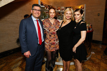 Bob Kunze-concewitz Grand Marnier Celebrates Launch Of New Campaign In New York City With Kate Bosworth, Kate Mara, And Joseph Kahn