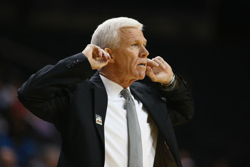 Bob McKillop Atlantic 10 Basketball Tournament - Second Round