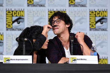 Bob Morley Comic-Con International 2017 -  'The 100' Panel