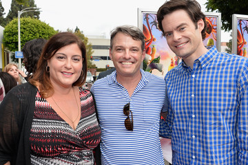 Bob Osher 'Cloudy with a Chance of Meatballs 2' Premieres in Westwood