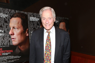 Bob Simon 'The Armstrong Lie' Premieres in NYC