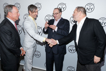Bob Weinstein Arrivals at the Made in NY Awards