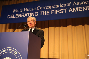 Bob Woodward 2017 White House Correspondents' Association Dinner - Arrivals