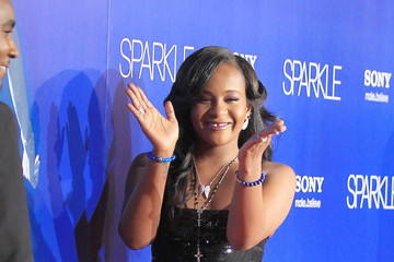 "Bobbi Kristina Brown Premiere Of Tri-Star Pictures' ""Sparkle"" - Arrivals"