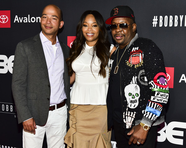 BET And Toyota Present The Premiere Screening Of 'The Bobby Brown Story' - Red Carpet