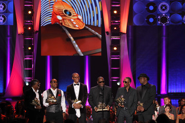 Bobby Brown Ricky Bell Soul Train Awards 2012 - Show