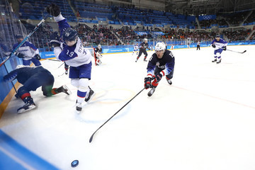 Bobby Butler Ice Hockey - Winter Olympics Day 7