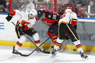 Bobby Butler Calgary Flames v Florida Panthers