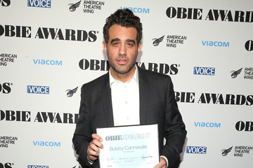 Bobby Cannavale 2017 Obie Awards - Inside