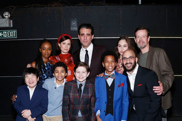 """Bobby Cannavale Rose Byrne BAM's Opening Night Party For """"Medea"""""""