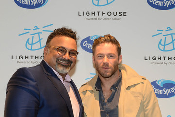 Bobby Chacko Ocean Spray Hosts Official Opening Of Lighthouse In Boston's Seaport District