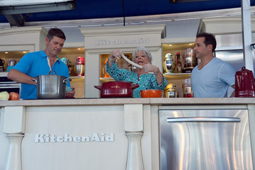 Bobby Deen KitchenAid® Culinary Demonstrations - Food Network South Beach Wine & Food Festival